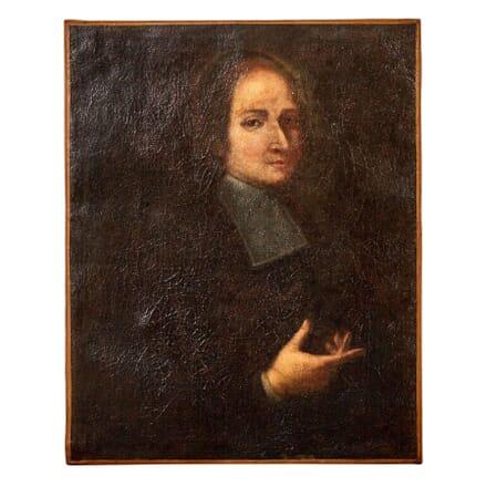 18th Century Portrait of a Gentleman WD449645