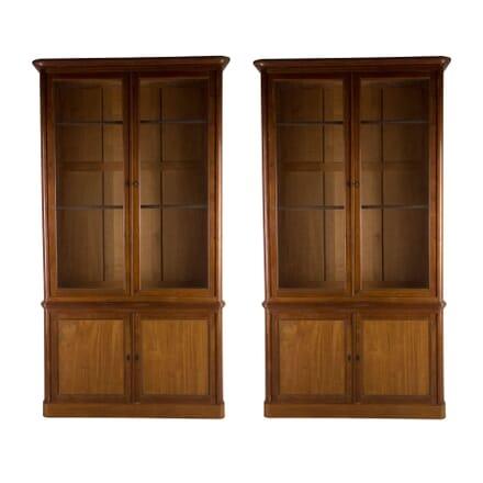 Pair of 19th Century Bookcases BK1059344