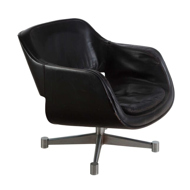 Leather Swivel Chair CH165176