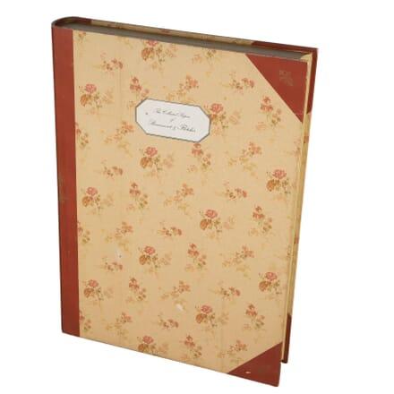 Very Large Decorative Book DA7260804