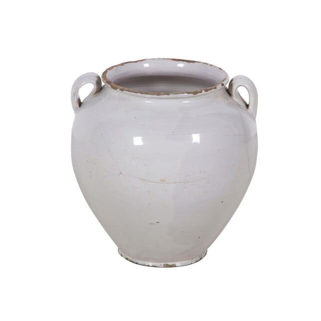 White Confit Pot DA7160751