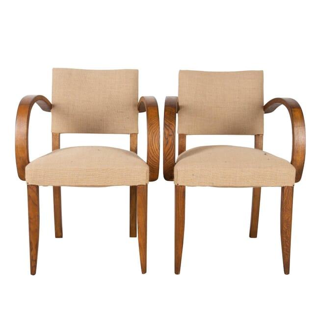 Pair of Vintage Bridge Chairs CH1560382