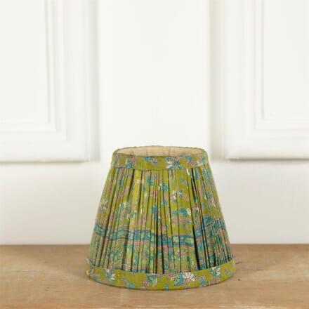 15cm Green Silk Lampshade LS6661385