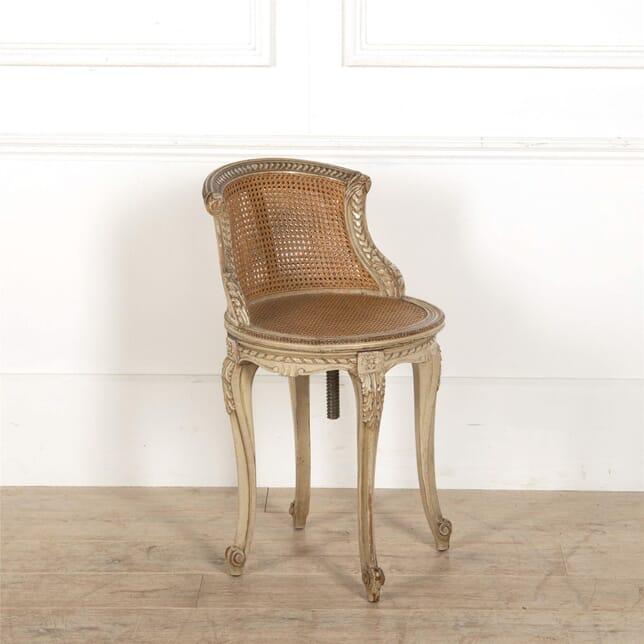 Louis XVI Revival Music Chair CH157026