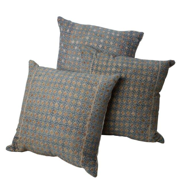 Chinese Textile Cushion RT014696