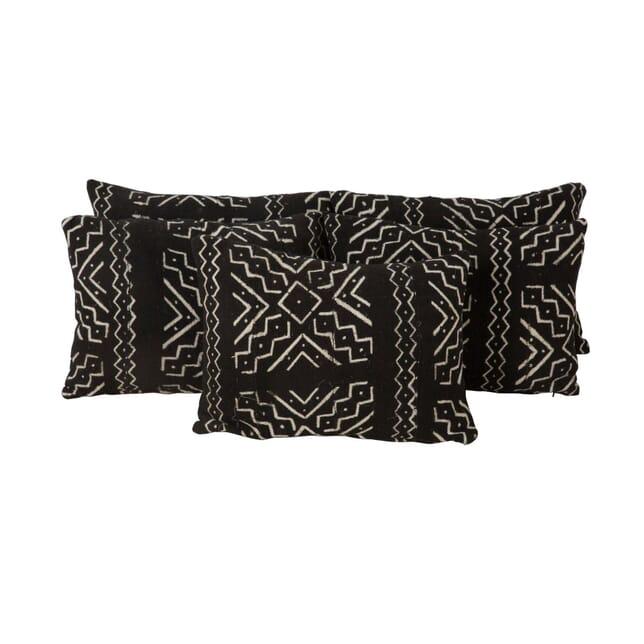 African Mud Cloth Cushion RT0159683