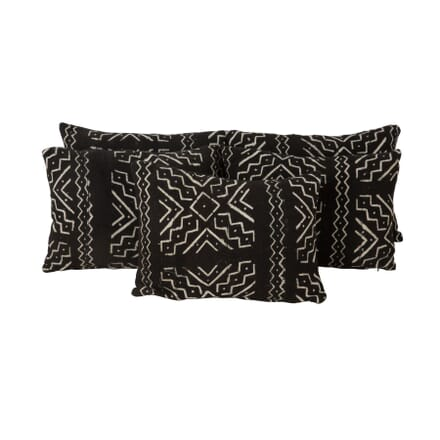 African Mud Cloth Cushion RT0159683
