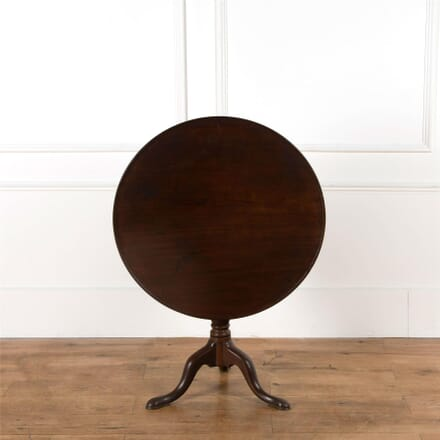 Georgian Dish Top Tripod Table TC017594
