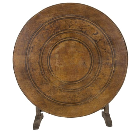 19th Century French Vendange Table TC0159996