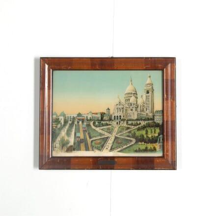 Paris Basilique de Sacre Coeur WD287577
