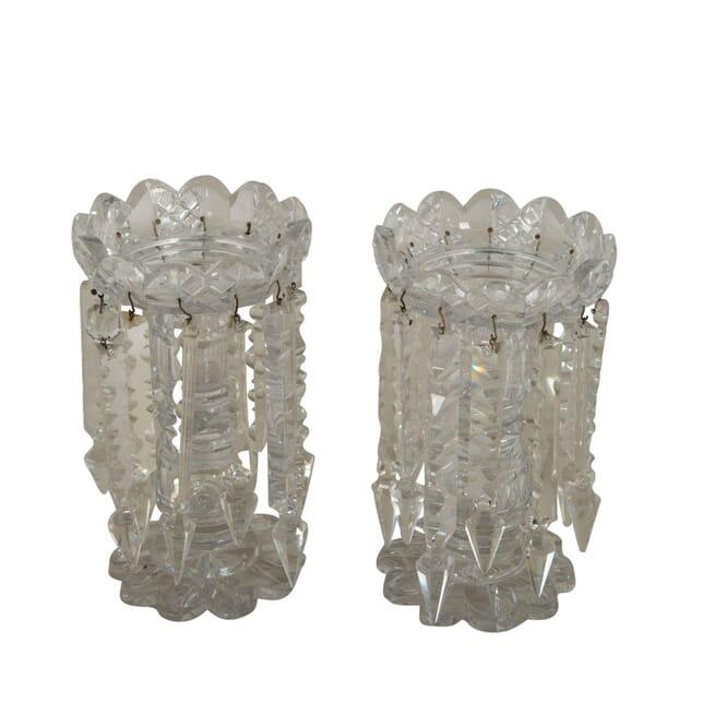 Clear Glass Lustres DA7260779