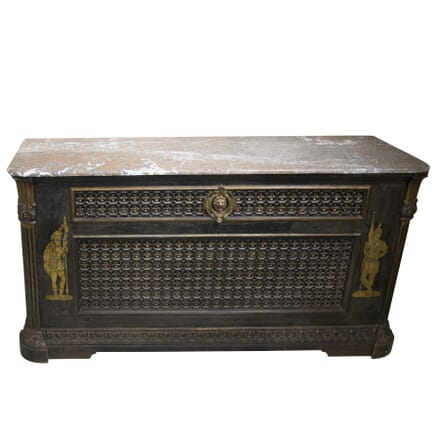 Cast Iron Console Radiator Cover OF7260209