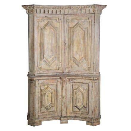 Baroque Corner Cupboard CU9212103