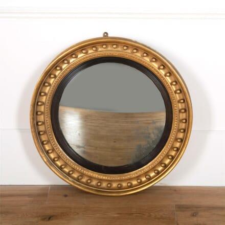 19th Century Convex Mirror MI237514