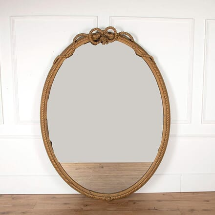 English Oval Mirror MI2761149
