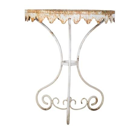 French Garden Table GA209431