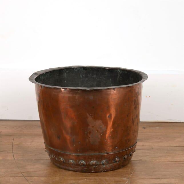 19th Century Riveted Copper GA637069