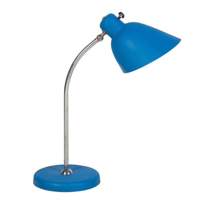 Blue Painted Desk Lamp LT4010854