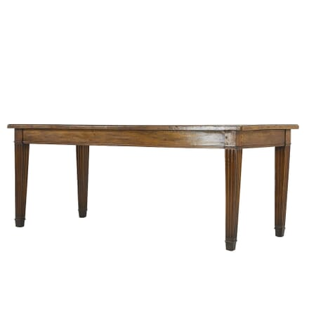 French 18th Century Walnut Table CO067399