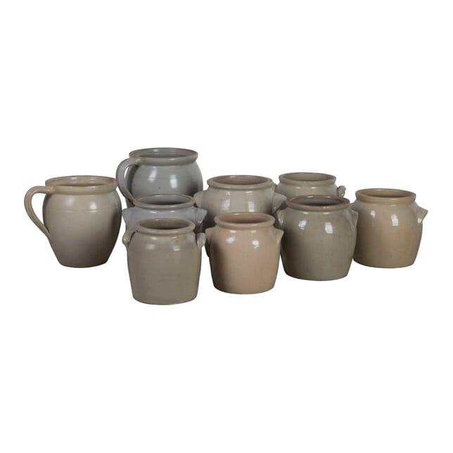 Burgundy Confit Pots DA1355315