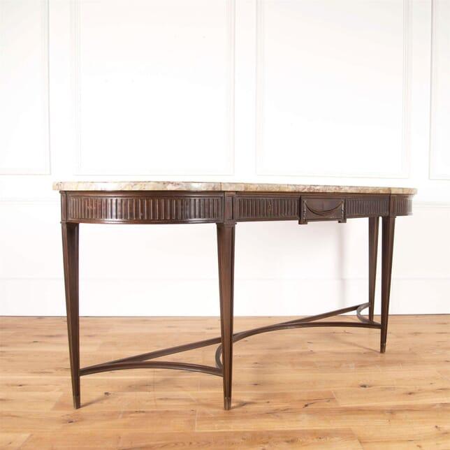 Demi Lune Console Table CO7261170