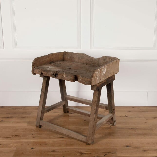 Early 19th Century Rustic Work Table TC2361217