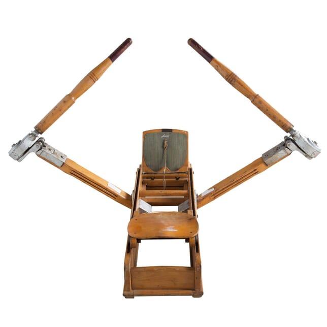An Italian Rowing Machine OF175105