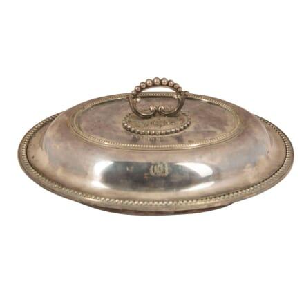 Silver Plate Serving Dish DA1560799