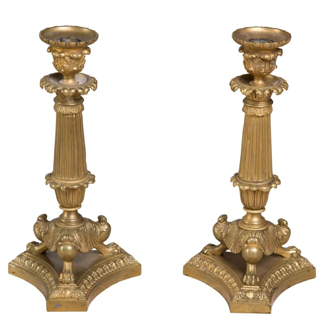 Pair of Olumu Candlesticks DA1358720