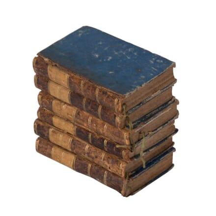 Small Group of 6 18th Century Books DA5558785