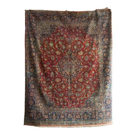 Antique Kashan Rug RT1753646