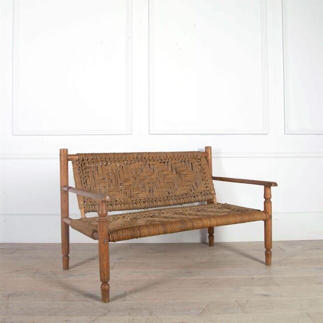 60s French String Sofa SB0161214