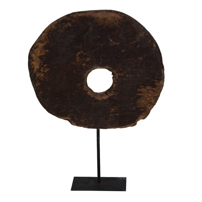 East Timoreon Wooden Sculpture DA3753595