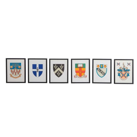 English Public School Arms and Crests WD4356439