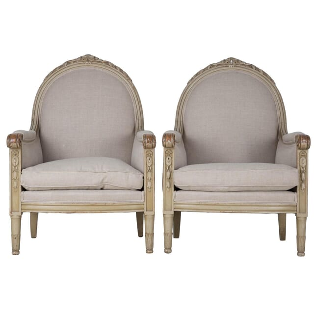 Pair Empire Bergeres CH177593