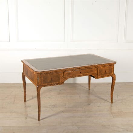 Leather Topped Desk DB137220
