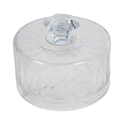 Glass Cheese Bell DA4412332