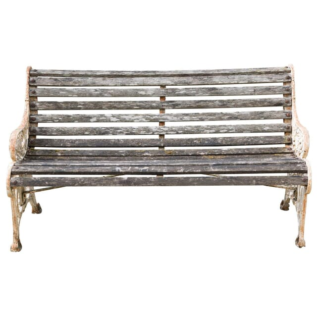 English Bench c.1960 GA204354
