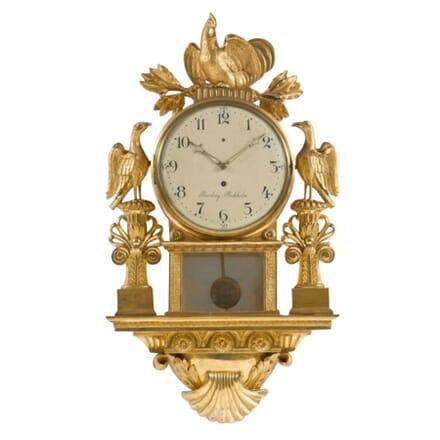 Gustavian Wall Clock DA165099