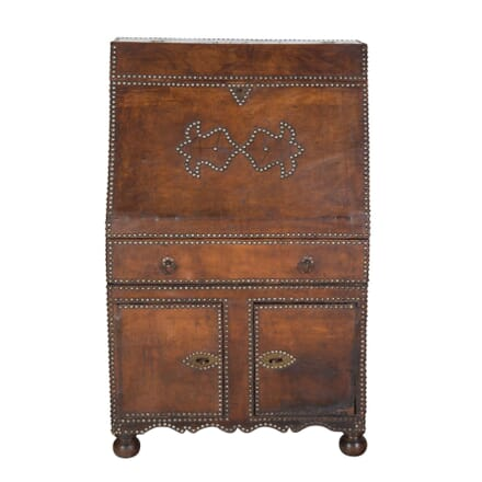 Decorative Leather Secretaire DB1557117