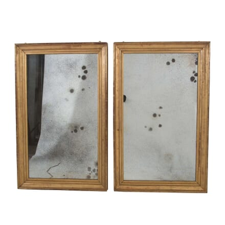 Pair of 19th Century Mirrors MI0157394