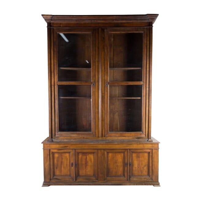 Italian Walnut Bookcase BK1153942