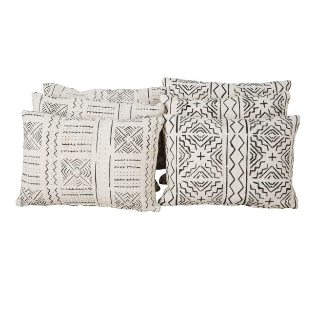African Mud Cloth Cushion RT0159685