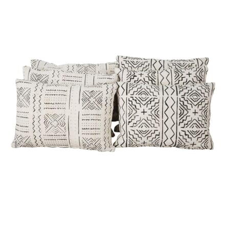 African Mud Cloth Cushion RT0159685