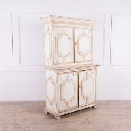 Swedish Baroque Cupboard CU0162532