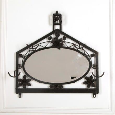 1930'S Mirrored Coat/Hat Rack OF157025