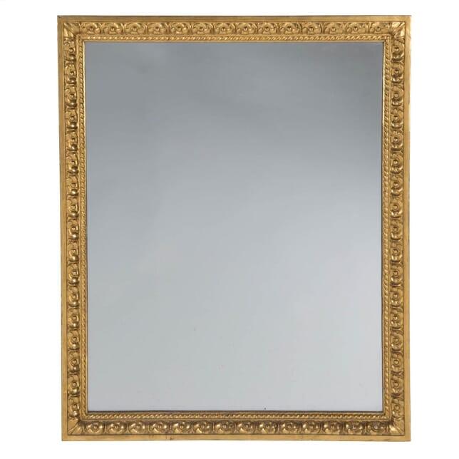 19th Century Giltwood Mirror MI274283