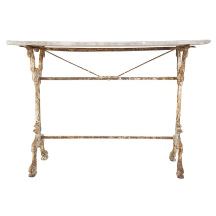 19th Century French Garden/Bistro Table GA157213
