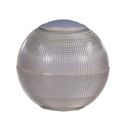 20th Century Holophane Globe Light LF4359249