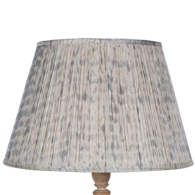 50cm Grey Silk Lampshade LS6657552